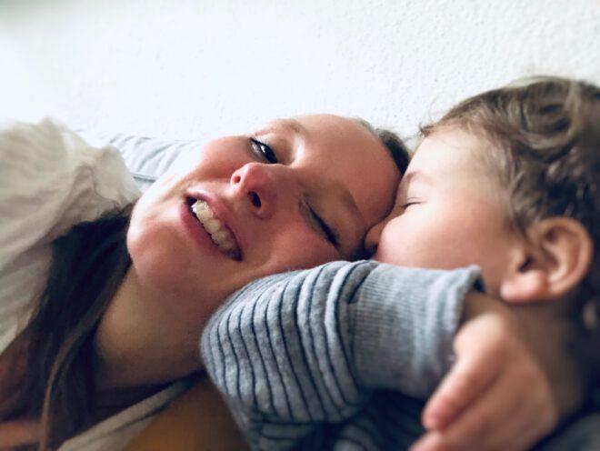 Empathie Verbindung zu Kind stärken