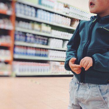 Kind Wutanfall in der Öffentlichkeit Tipps