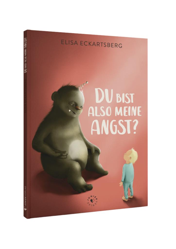 Kinderbuch Gefühle angst